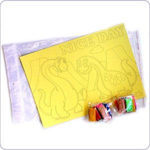Sand Art Card